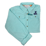 Orvis Women's Open Air Caster Shirt (teal)